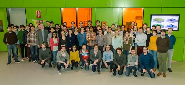 Center for Nanophotonics: 10th Anniversary (April 2015)
