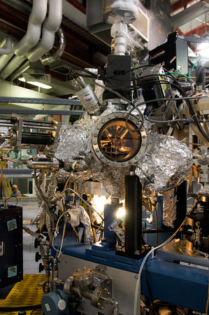 Brookhaven's National Sychrotron Light Source