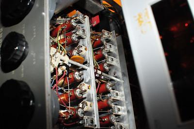 L/C tuned circuits in the Hammarlund.