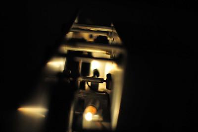 More lit dials.