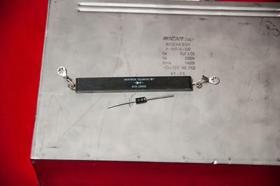 25kV diode above 1kV diode.