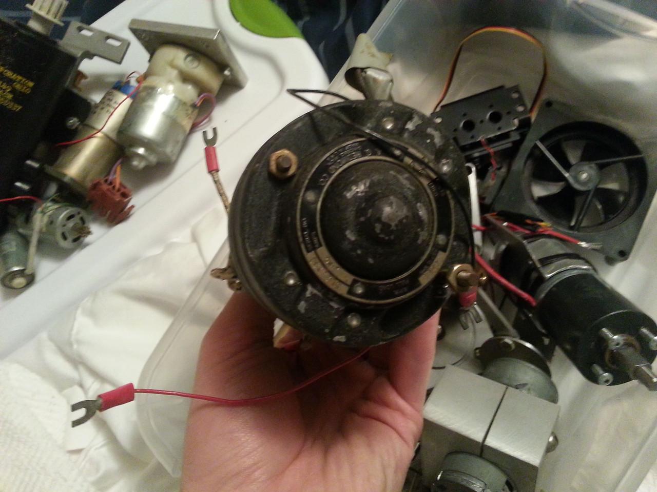 More weird motors.