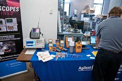 Agilent's handheld and RF gear