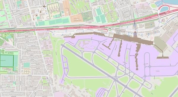 Kopenhagen Stadtplan No. 21
