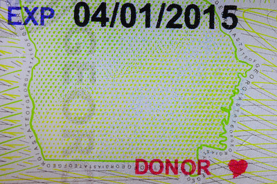 State identification.