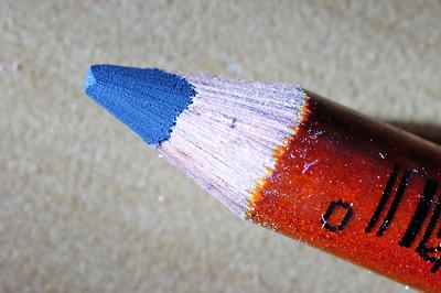 Charcoal pencil.