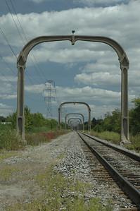 RR in Metro Detroit Perspective vanishing point