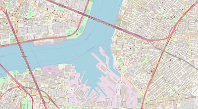New York Stadtplan Maps No. 14