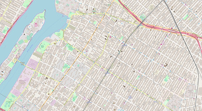 New York Stadtplan Maps No. 20