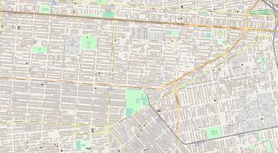 New York Stadtplan Maps No. 25