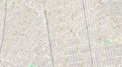 New York Stadtplan Maps No. 10