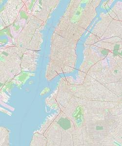 New York Stadtplan Maps