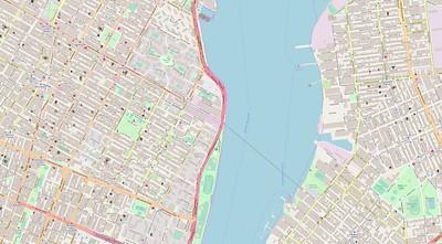 New York Stadtplan Maps No. 15