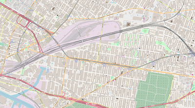 New York Stadtplan Maps No. 21