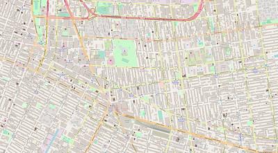 New York Stadtplan Maps No. 13