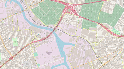 New York Stadtplan Maps No. 22
