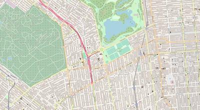 New York Stadtplan Maps No. 11