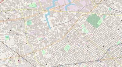 New York Stadtplan Maps No. 23
