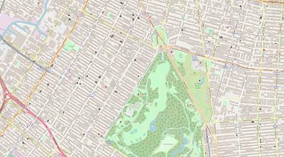 New York Stadtplan Maps No. 12