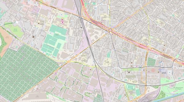 Paris Stadtplan Maps No. 26