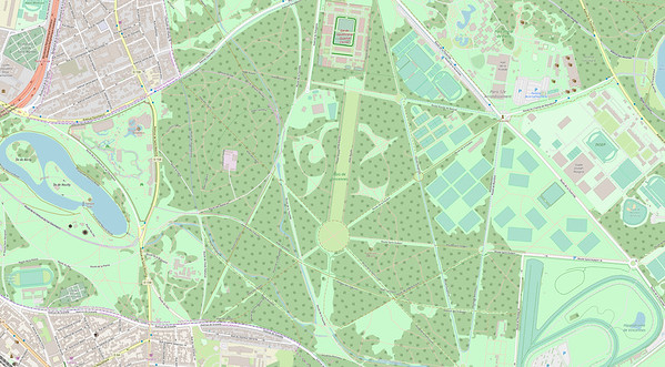 Paris Stadtplan Maps No. 31