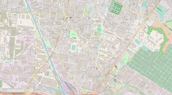 Paris Stadtplan Maps No. 25