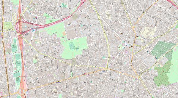 Paris Stadtplan Maps No. 29