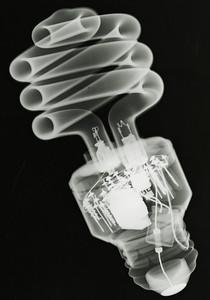 CFL lamp, original.