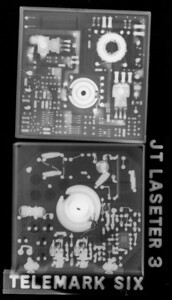 12-30 to split 15 and +5v DC-DC switcher brick on top, EMCO hvdc switcher brick on bottom.
