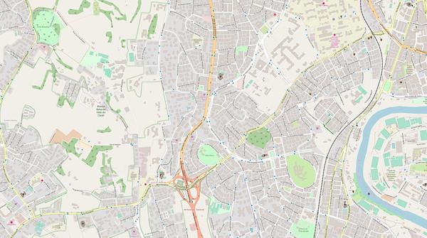 Rom Stadtplan Maps No. 6