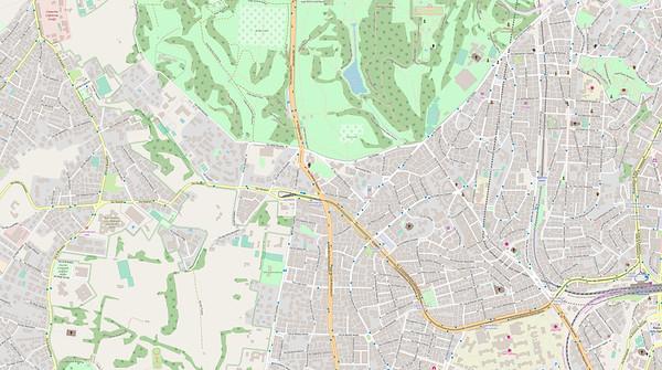 Rom Stadtplan Maps No. 5