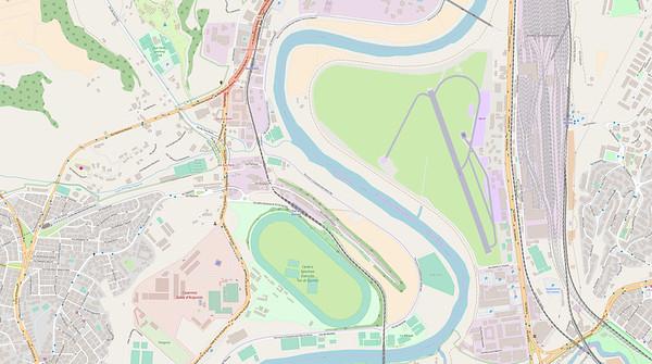 Rom Stadtplan Maps No. 12