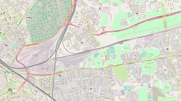 Rom Stadtplan Maps No. 16