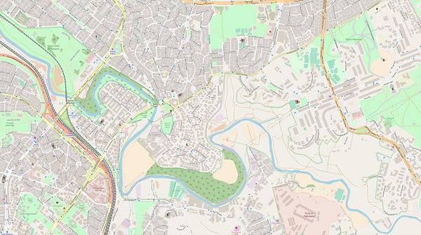 Rom Stadtplan Maps No. 14