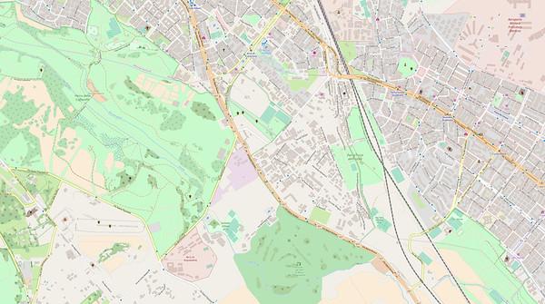 Rom Stadtplan Maps No. 18