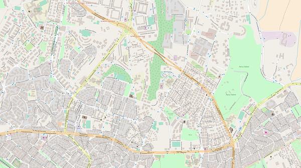 Rom Stadtplan Maps No. 13