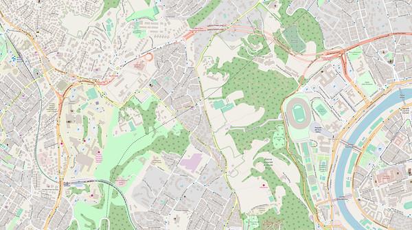 Rom Stadtplan Maps No. 2