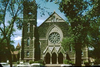 Methodist Church, Iowa City