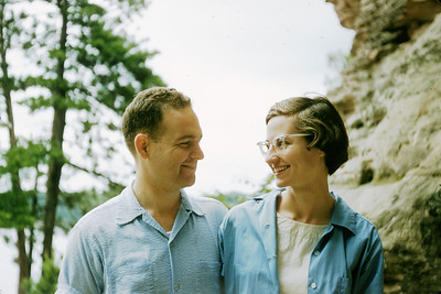 Carl & Mary at Wisconsin Dels