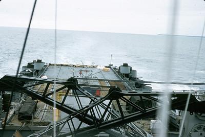 Rear deck of LSD-1
