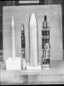 Loki GM tube instrumnent and Deacon scintillator instrument