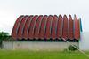 Strange Fermilab architecture.