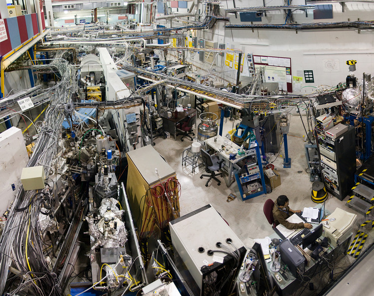 Brookhaven's National Synchrotron Light Source