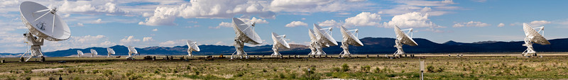 The Very Large Array.