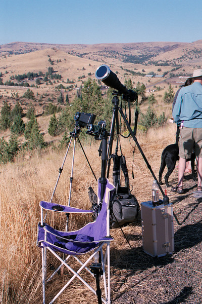 Eclipse Camera Setup
