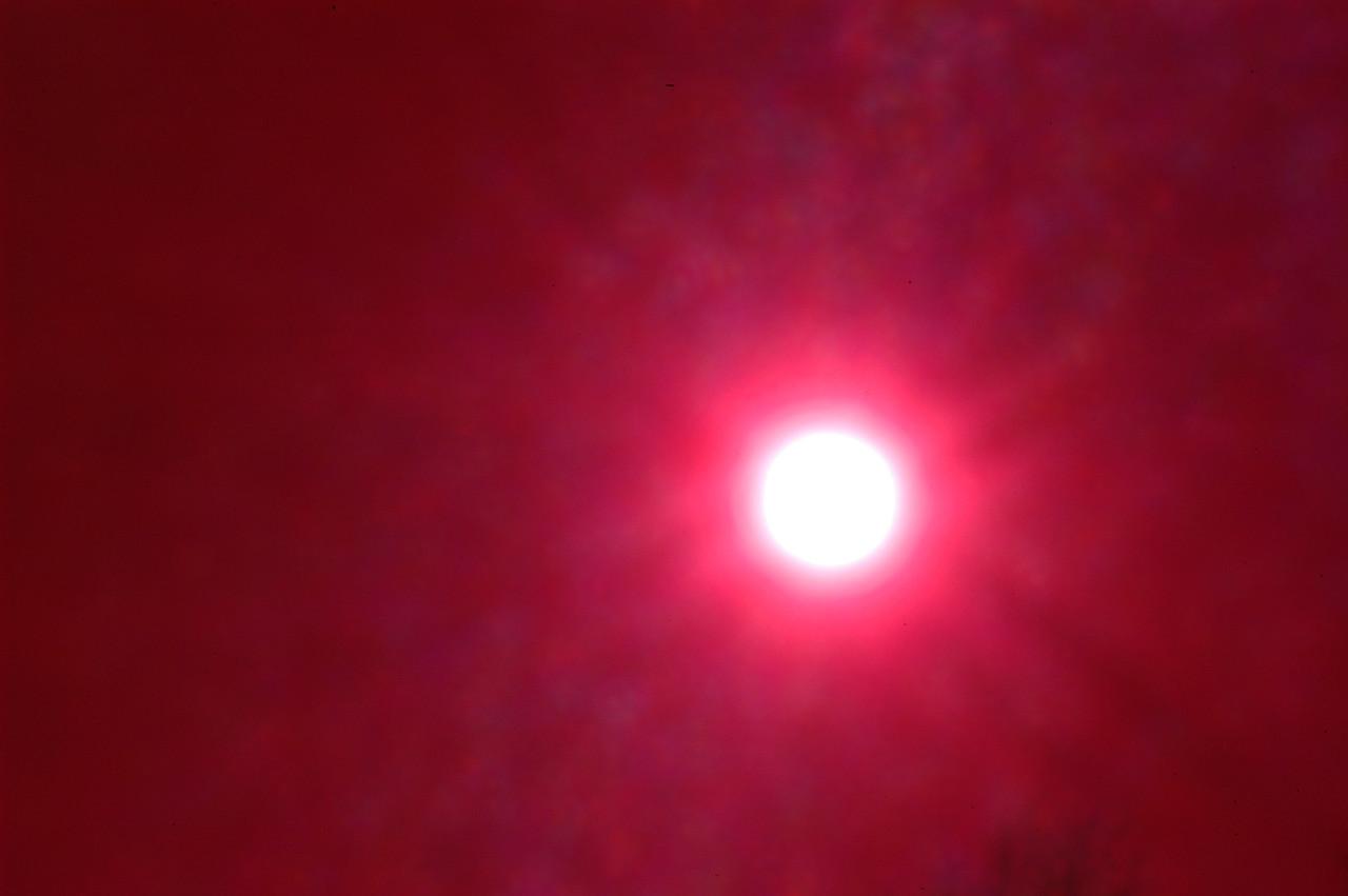 Direct Sun, UV pass  filter