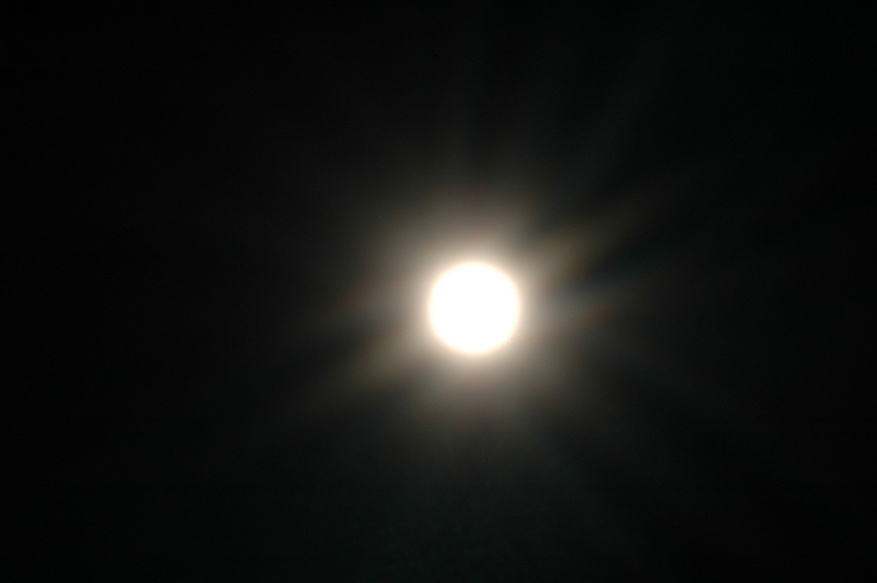 Direct Sun, no filter