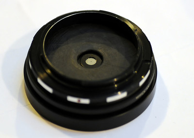 Assembled Pinhole mount with 1.25 inch filter adapter