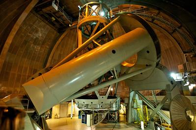 Hale Telescope, Mt. Palomar Observatory, California 2011