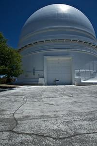 Mt. Palomar Observatory, California 2011